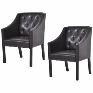 Eastwood Armchair (Set of 2) by Charlton Home