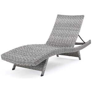 Fawnia 3 Piece Chaise Lounge Set  sc 1 st  AllModern : chaise pool lounge - Sectionals, Sofas & Couches