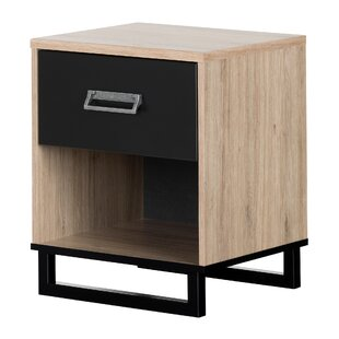 Induzy 1 Drawer Nightstand