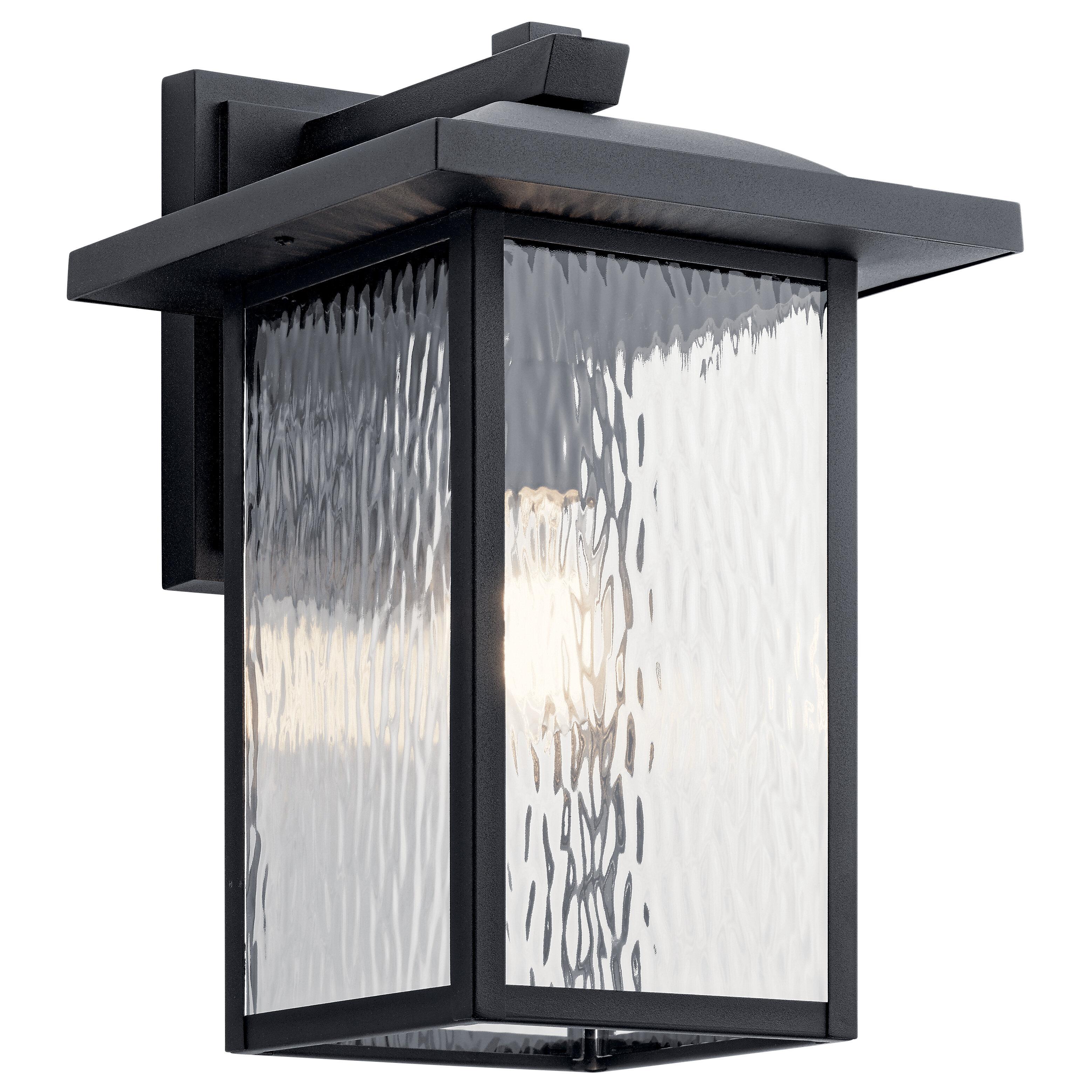 PERFECT Rectangle Chandelier Glass Panel Pane Lines Star Panels Beveled Light