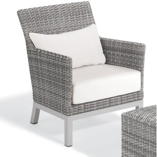 Brayden Studio Westhope Patio Chair with ..