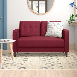 Axton 2 Seater Loveseat By Zipcode Design