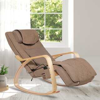 3D Reclining Heated Full Body Massage Chair by Red Barrel Studio SKU:AA163116 Reviews