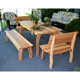 Tifton Cedar Gathering Dining Set
