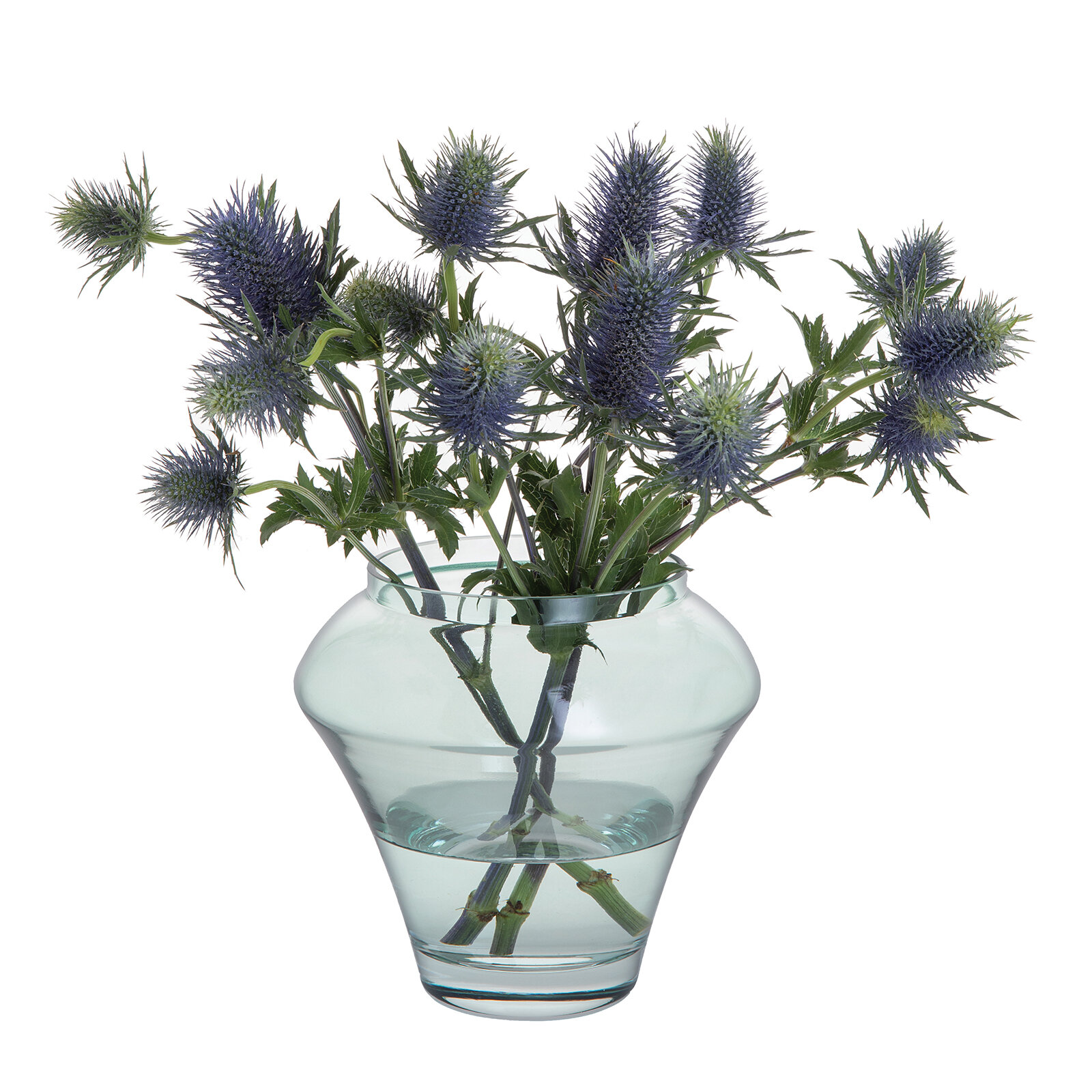 Dartington Crystal Deco Table Vase Wayfair Co Uk