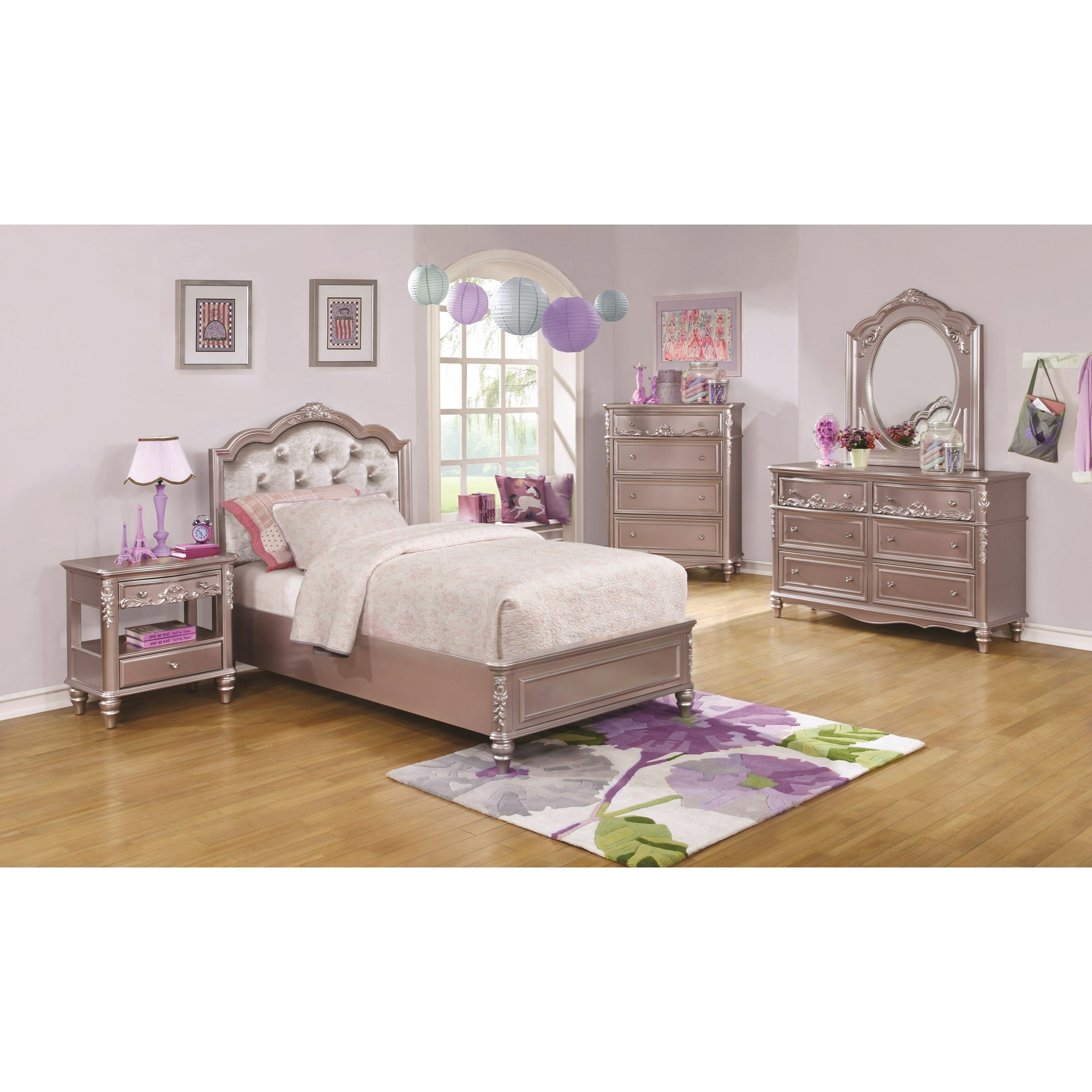 Whitney Configurable Bedroom Set