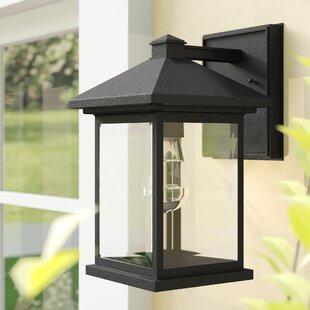 Sol 72 Outdoor Lovette 1-Light Outdoor Wall Lantern