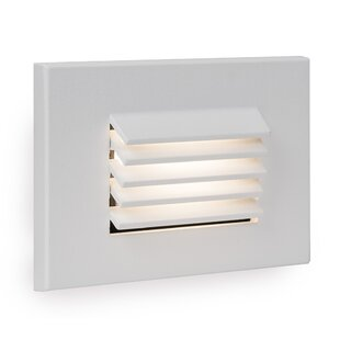 WAC Lighting 1-Light LED Step ..