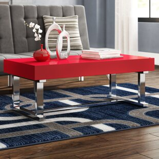 June Contemporary Coffee Table By Wade Logan