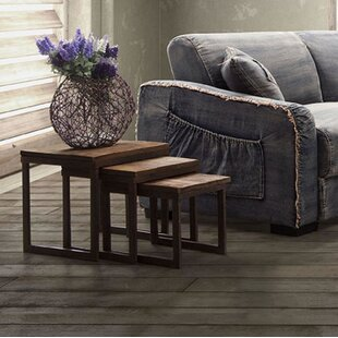 Woodlake 3 Piece Nesting Tables