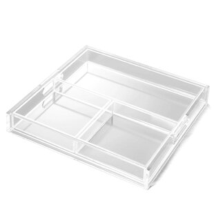 Split Serving Tray By East Urban Home