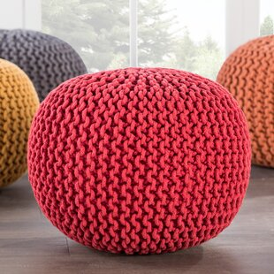 Pasko Pouf by Bungalow Rose