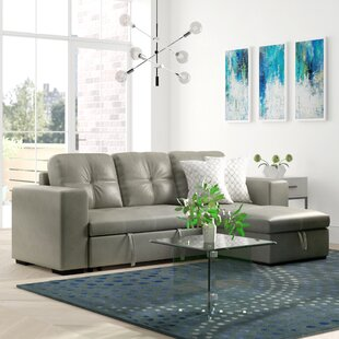 Arora Reclining Sofa by Ebern Designs