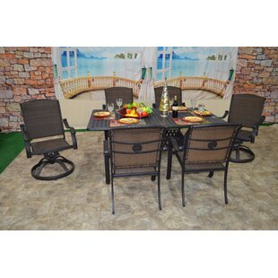 Darby Home Co Adela 7 Piece Di..
