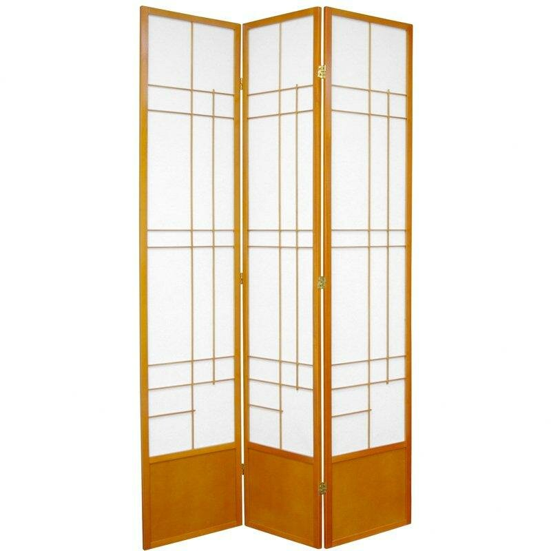 World Menagerie Clara Shoji Room Divider Reviews Wayfair