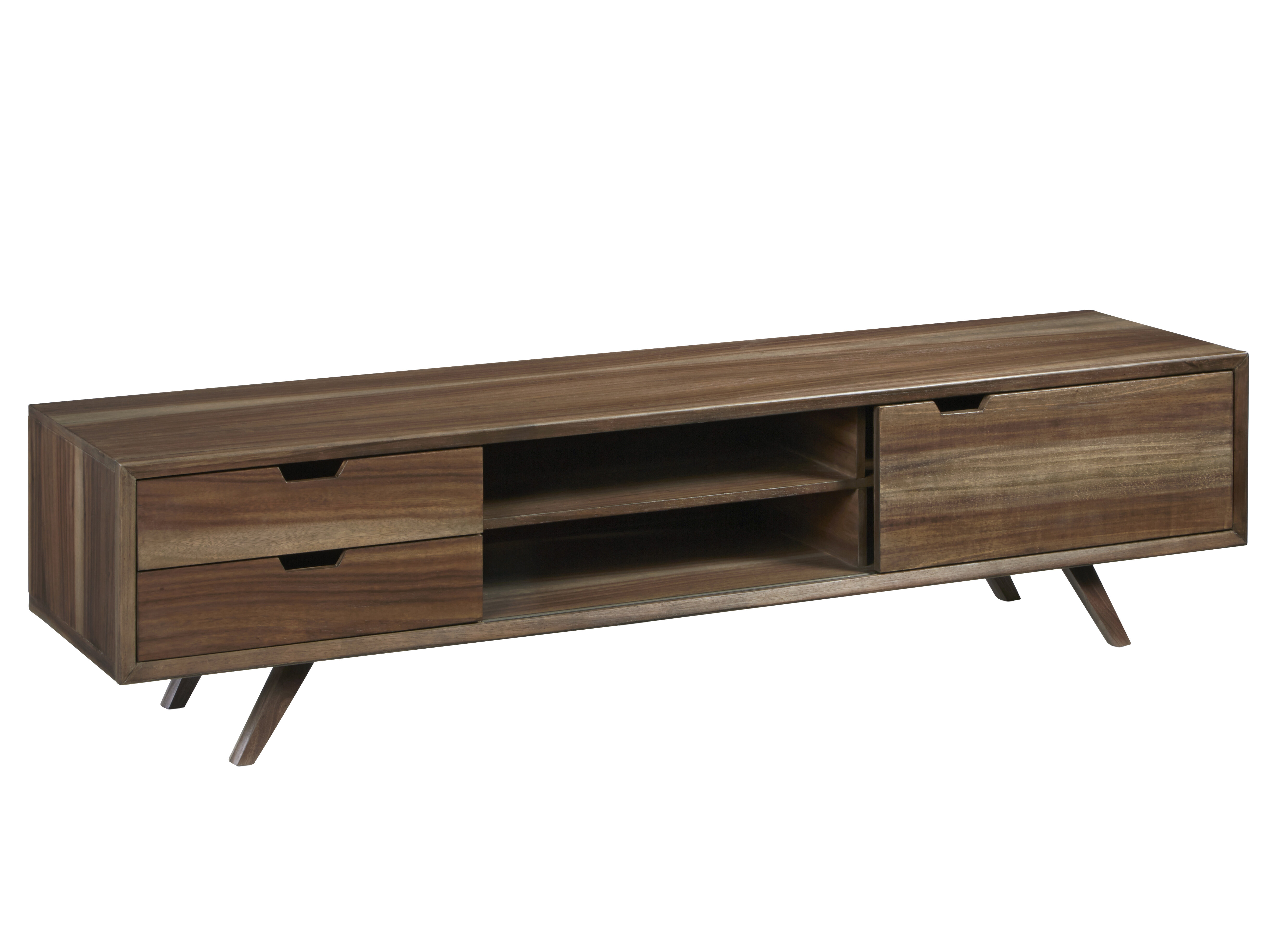 George Oliver Amiyah Tv Stand For Tvs Up To 78 Reviews Wayfair
