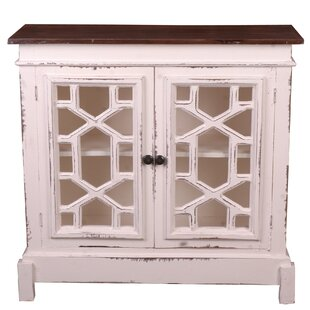 Vonda 2 Door Accent Cabinet by August Grove