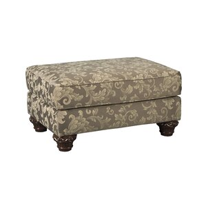 Bason Ottoman by Astoria Grand