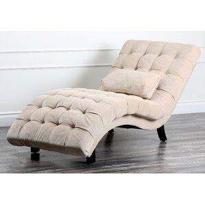 Ethelinda Fabric Chaise Lounge  sc 1 st  Birch Lane : fabric chaise - Sectionals, Sofas & Couches
