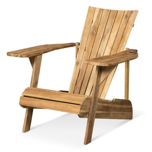 Ridge Wood Adirondack Chair By Sol 72 Outdoor