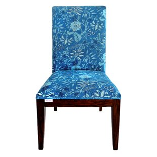 Palampore Slipper Chair by Divine Home