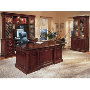 Flannagan Desk Office Suite by Three Posts