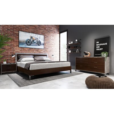 Kiera 4 Piece Bedroom Set 17 Stories