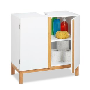 Rosenbloom 60cm Free-Standing Under Sink Storage Unit By Brayden Studio