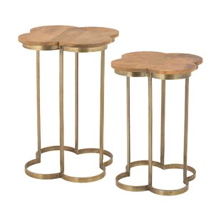 Thatcher 2 Piece End Table Set