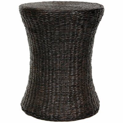 Kianna Accent Stool Color: Black by Beachcrest Home
