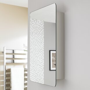 46cm X 66cm Surface Mount Mirror Cabinet