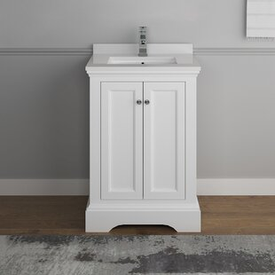 Windsor 24 Single Bathroom Vanity Set By Fresca