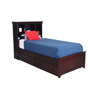 Cowan Twin Platform Bed with Trundle
