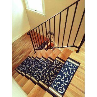 Weinert Non Slip Carpet Stair Tread Set Of 7