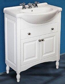 Charlton Home Simpkins Narrow Depth Bathroom Vanity Base Only Reviews Wayfair