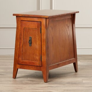 Check Prices Apple Valley End Table By Charlton Home