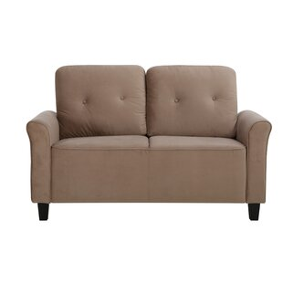 Glasser Loveseat