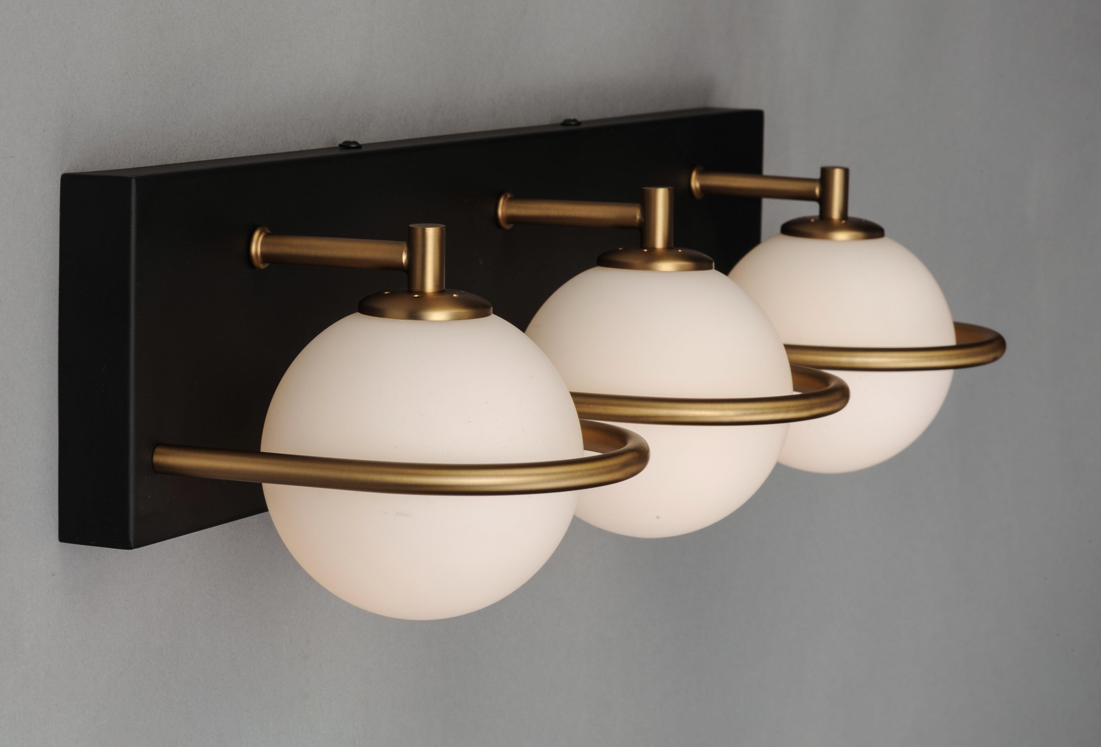 Maxim Lighting Revolve 3 Light Vanity Light Wayfair