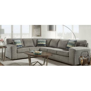 Georges Sectional by Ivy Bronx