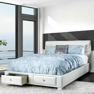 Ramon Upholstered Storage Platform Bed