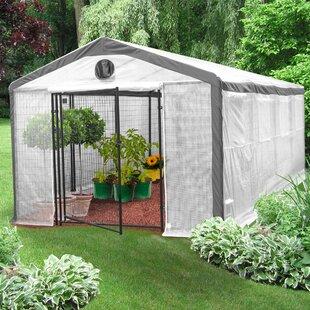 Jewett Cameron 10 Ft. W x 20 Ft. D Greenhouse