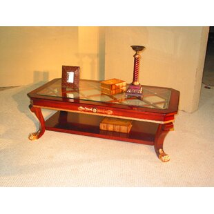 Purtell Coffee Table by Astoria Grand