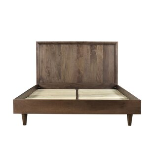 Union Rustic Rocco Panel Bed