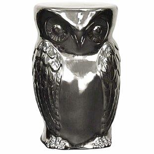 Look for Rarick Owl Garden Stool ByWrought Studio