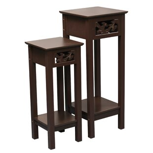 Gilmartin 2 Piece Nesting End Table