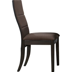 Dyana Traditional Upholstered Side Chair ..