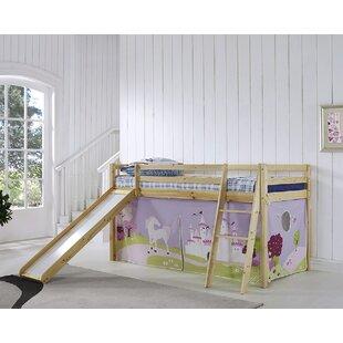 Bilbarin Single Mid Sleeper Bed By Just Kids