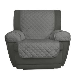 Buffalo Check T-Cushion Recliner Slipcover