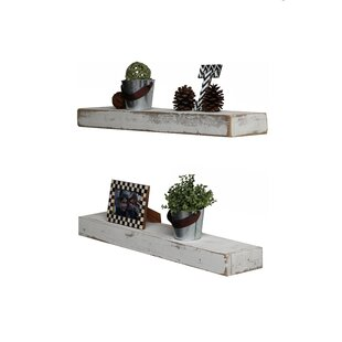 Menefee Floating Shelf (Set of 2) ByGracie Oaks