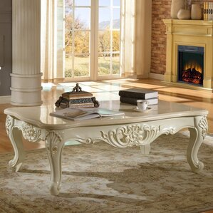 Burnham Coffee Table by Astoria Grand